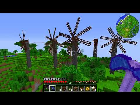 Download Unser Erstes Windrad F R Strom Minecraft Time 03 Immersive