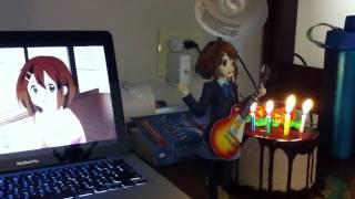 Happy Birthday Yui!!!!!!