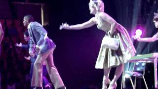 "SYTYCD Tour 2011: ""Runaway Baby"" group routine"