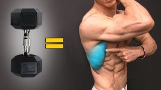 The BEST Dumbbell Exercises – BACK EDITION!