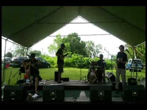 The Gypsy Ramblers - WV Wine & Arts Fest - 2012