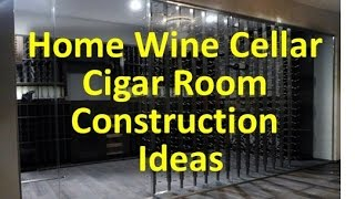 Home Wine and Cigar Cellar Design Ideas   Anaheim Hills California