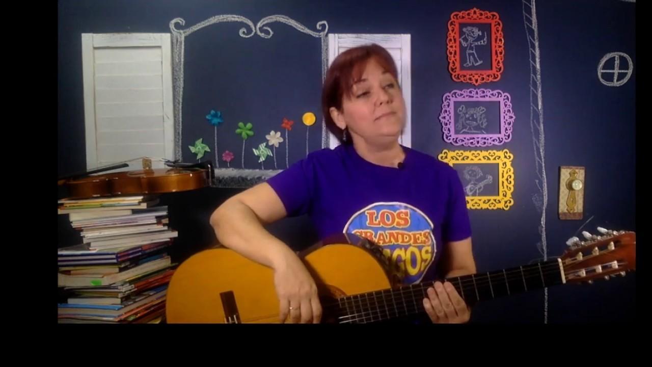 Clases de música para pequeñitos # 4