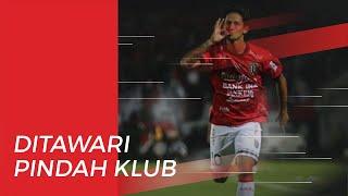 Irfan Bachdim Ditawari Manajemen Bali United untuk Pindah Klub Lain