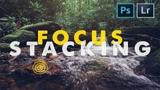 The FASTEST WAY to FOCUS STACK!