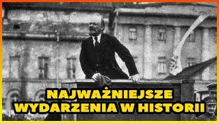 10 NAJWAŻNIEJSZYCH WYDARZEŃ W HISTORII