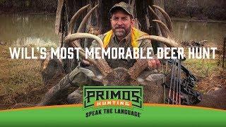 Will's Most Memorable Deer Hunt