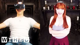 How to Make VR Porn   OOO with Brent Rose   WIRED