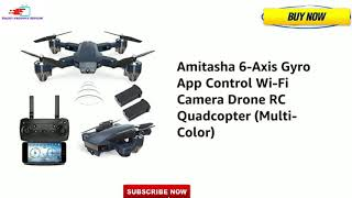 Best foldable wifi camera drone | Transmitter or App control wifi FPV HD camera drone