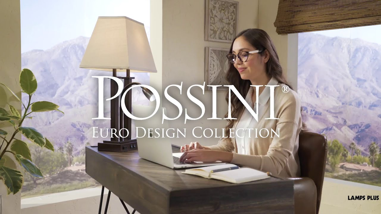 Video About the Deacon Desk Lamp