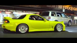 JDM FD3S - The Car Never Lets You To Sleep!