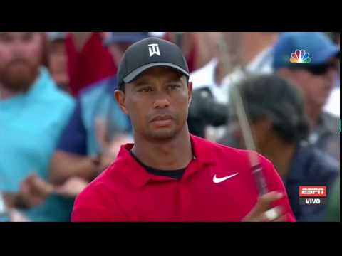 Tiger Woods Gana el Tour Championship 2018 en East Lake