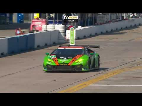 2019 Mobil 1 Twelve Hours of Sebring Presented by Advance Auto Parts Qualifying