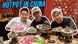 Video : China : Hot Pot 火锅 - BeiJing style