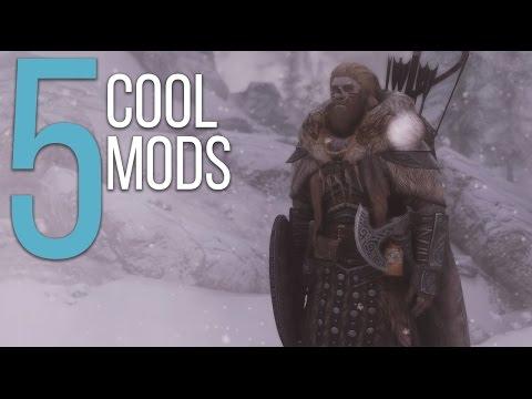 Skyrim SE Xbox One Mods Kameleon Armor - смотреть онлайн на
