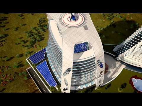 Sarphan Finans Park Videosu