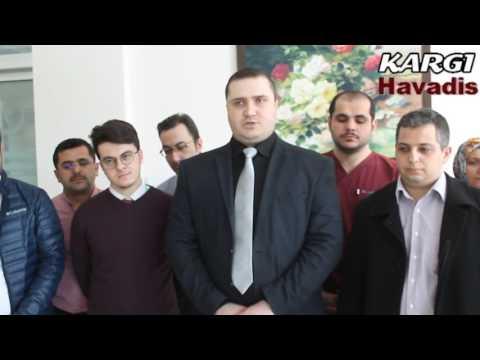 Kargı'da Tıp Bayramını Pasta Keserek Kutladılar KARGI HAVADİS