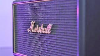Test: Marshall Stanmore Multiroom Lautsprecher   deutsch