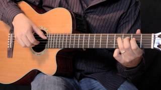 Takamine TF740FS Video Performance By Lance Allen