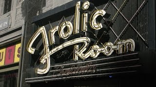 Oldest Dive in LA - Frolic Room, Los Angeles, CA