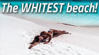 Amanpulo-The WHITEST SAND in the world! Palawan Philippines