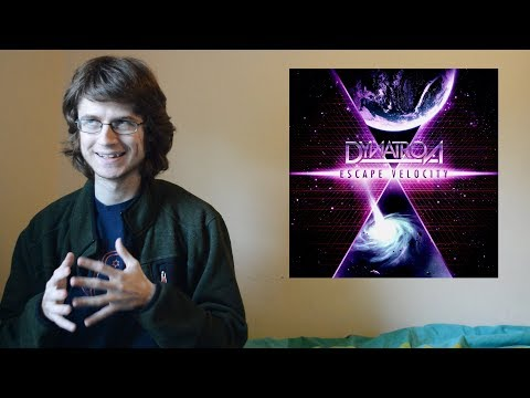Dynatron - Escape Velocity (Album Review)