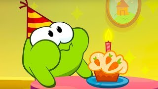 Om Nom Stories 💚 Happy birthday (Cut the Rope) Super-Noms