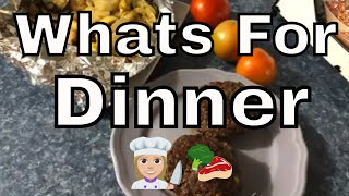 Beth's Whats For Dinner / Cook With Me/ Easy Summer Recipes July2019
