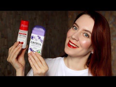 Натуральные дезодоранты IHERB | Вред дезодорантов | Антиперсперанты вызывают рак?