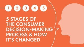 5 Stages of the Consumer Decision-Making Process and How it's Changed