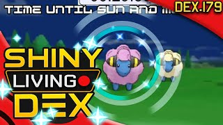 Mareep  - (Pokémon) - SHINY MAREEP!! Mareep Live Reaction! Quest For Shiny Living Dex #179 | Pokemon XY