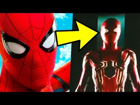 Spider-Man Homecoming 7 Cosas Que NO Viste, Curiosidades, Referencias, y Escenas Post-Creditos.