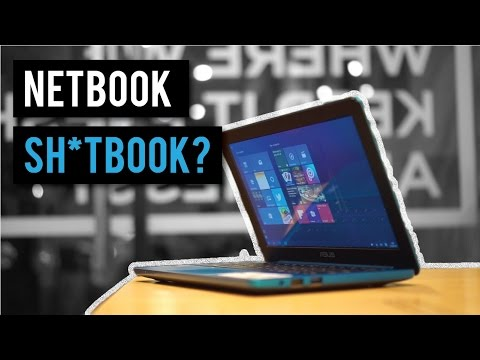 NetBook, Masih ada gunanya? (ft. Asus EeeBook E202)