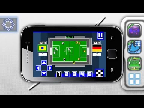 Video of Square Soccer