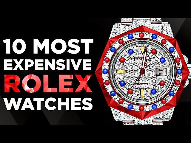 Vidéo Prononciation de Rolex en Français