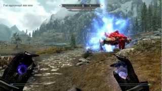 Skyrim Огненный Китайский дракон (мод)