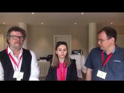 Treffen von Lawrow und Maas – live mit Julia Dudnik – [Video]