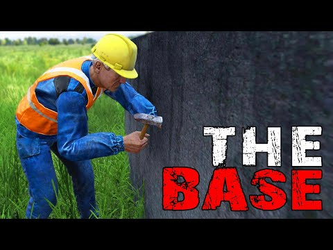 BUILDING THE IMPENETRABLE BASE! - DayZ Standalone EP53