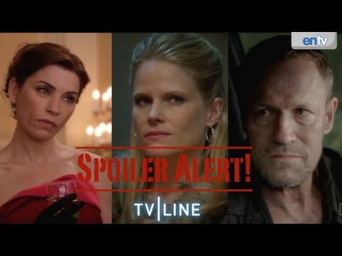 Latest from TV Line - Various Shows - Spoiler Alert [VIDEO]