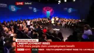 Debate on U.K Unemployment- BBC Radio 5 Live, Feb 2012