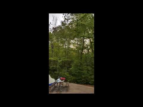 Video Of Medoc Mountain State Park, NC