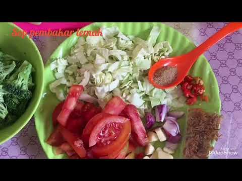 Diet semolina untuk menurunkan berat badan