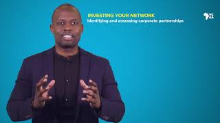 Investing your network