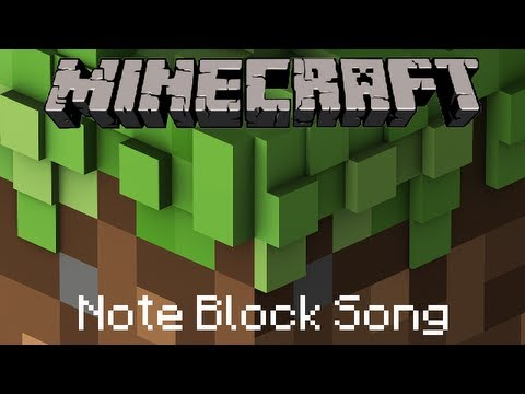 Minecraft Note Block Song: C418: Piano 3/Mice on Venus (In-game