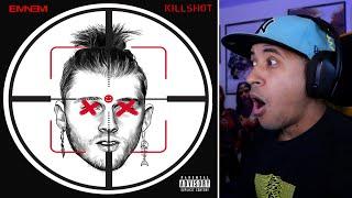 Eminem   Killshot (MGK Diss) [REACTION]