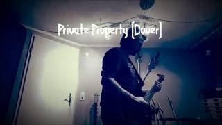 Cover Judas Priest Private Property