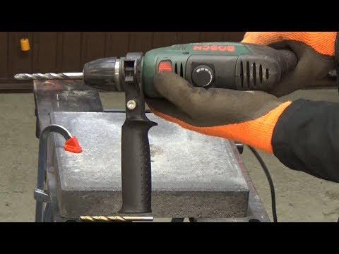 Bohrmaschine ausführlich erklärt - Bohrhammer - Schlagborhmaschine - Watt & Joule