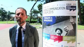 Youtube: Intervista al World Communication Forum 2015