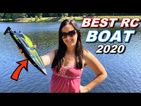 BEST BRUSHLESS, FAST, & CHEAP RTR RC Boat 2020 Money Can Buy - Self Righting - TheRcSaylors