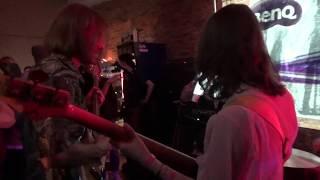 Padla Bear Outfit  //  Live At HGHN Bar